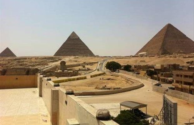 фото Sphinx Guesthouse Giza 668742322