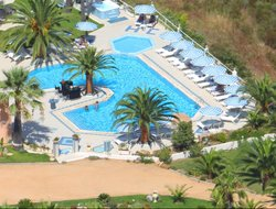 Calvi hotels with swimming pool