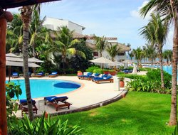 Top-5 of luxury Puerto Morelos hotels