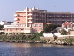 Es Castell hotels with sea view
