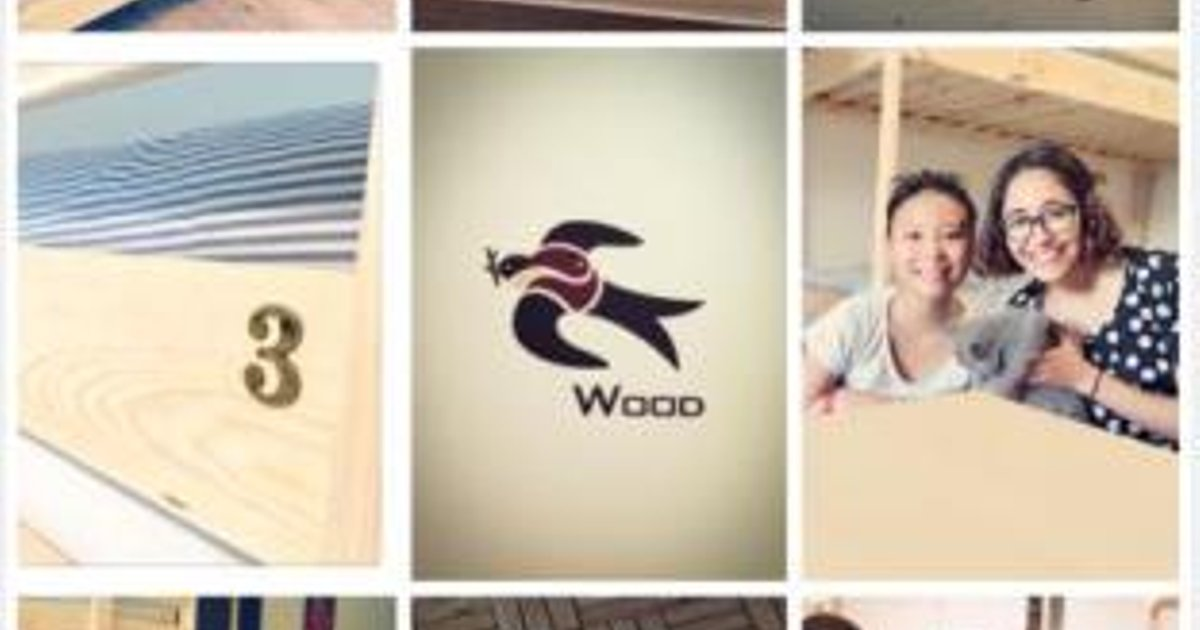 Taichung Wood Hostel