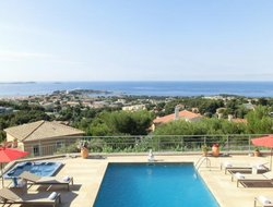 Bandol hotels with sea view