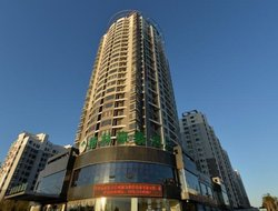 Top-3 hotels in the center of Dengzhou