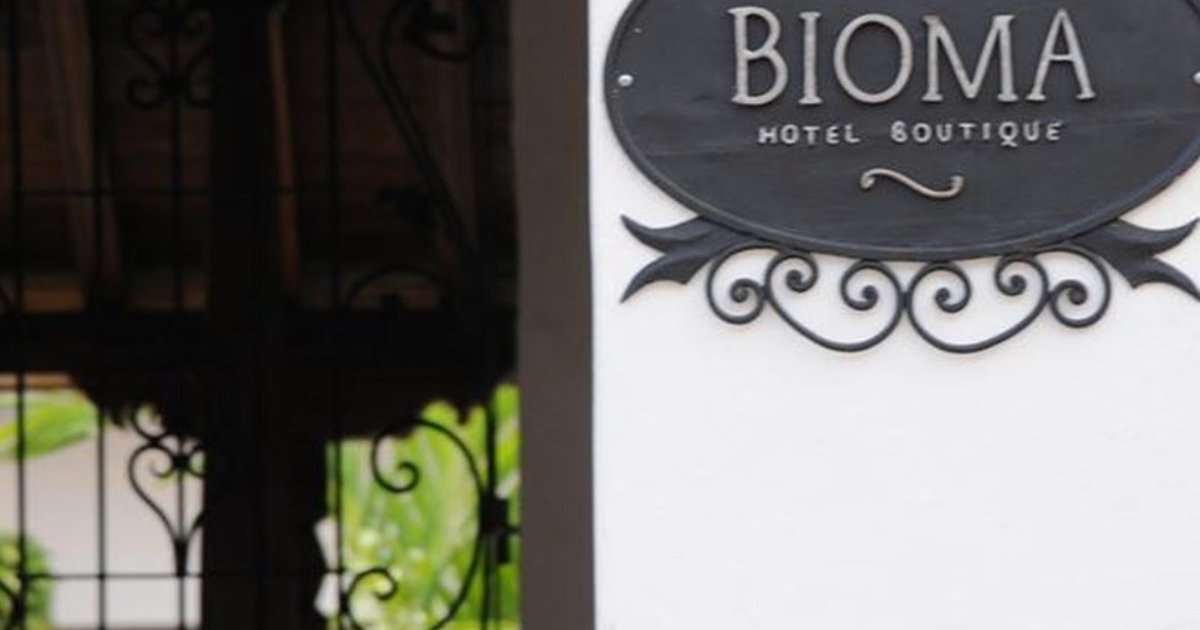 Bioma Boutique Hotel