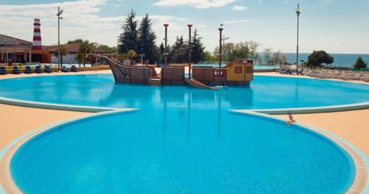 Holiday Home Camping Park Umag.12