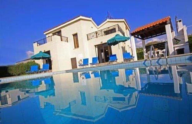 фото Platzia Beach Villas 673794602