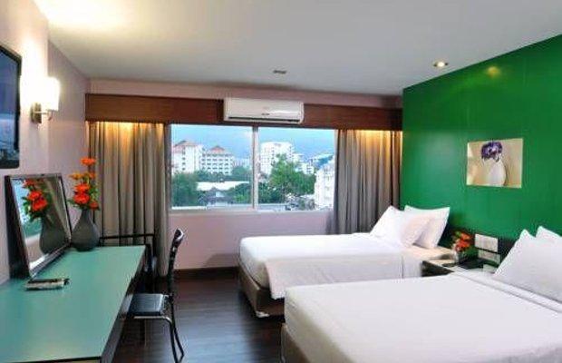 фото Mayflower Grande Hotel Chiang Mai 677169187