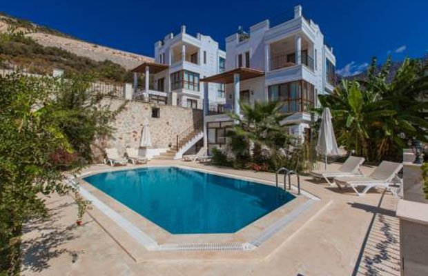 фото Beautiful Kalkan Hillside Villas 677247007