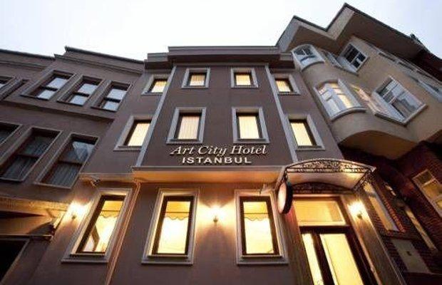 фото Art City Hotel Istanbul 677254146