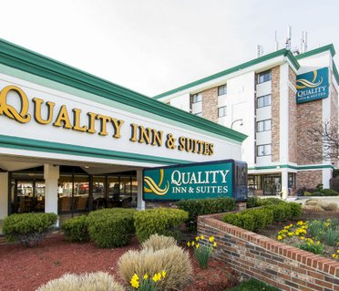 Quality Inn and Suites-College Park