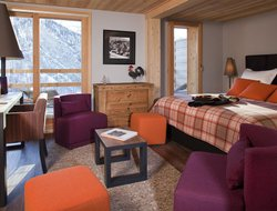 Top-4 hotels in the center of Saint-Veran