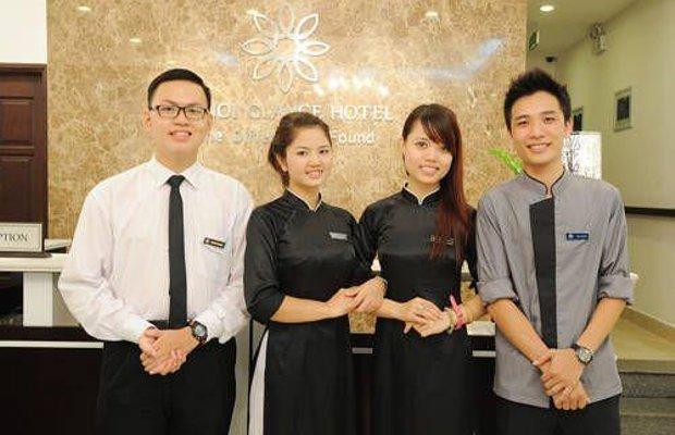 фото Hanoi Glance Hotel 677749658