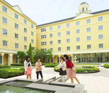 Tokyo Disney Resort Partner Hotels Fountain Terrace Hotel