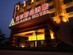 Pets-friendly hotels in Hsin-chuang