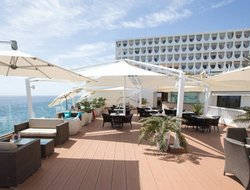 Callao Salvaje hotels with sea view