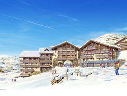 Val Thorens hotels for families with children