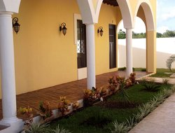 Top-6 hotels in the center of Izamal