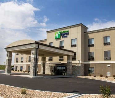 Holiday Inn Express and Suites Sikeston