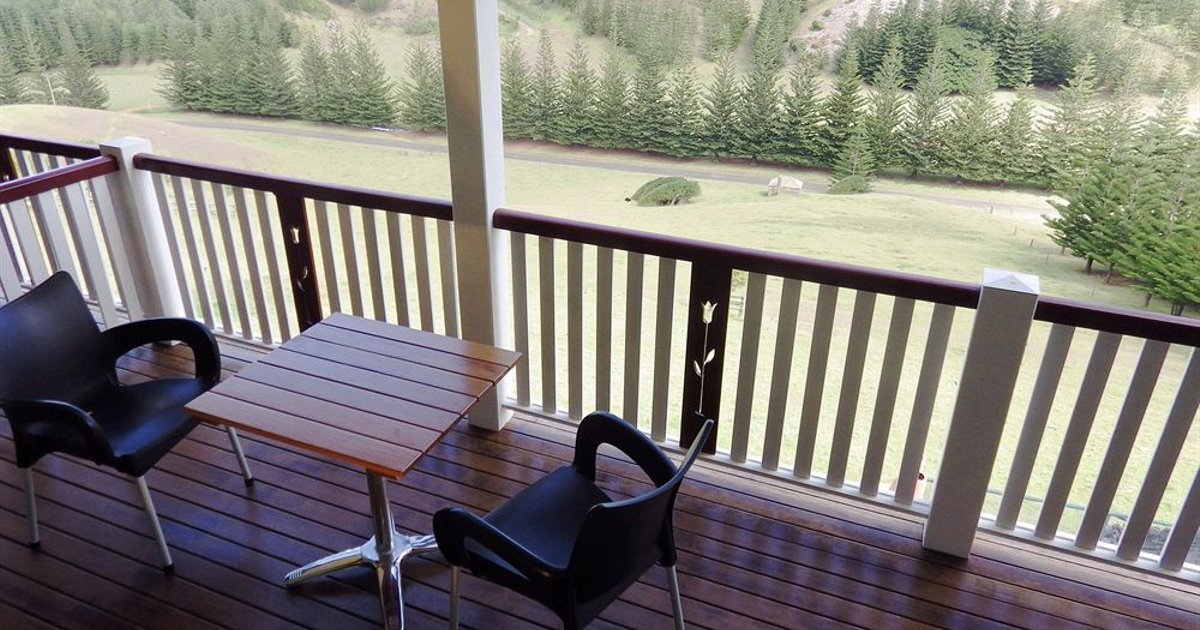 Panorama Seaside Apartments Norfolk Island