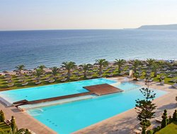 Ixia hotels with sea view