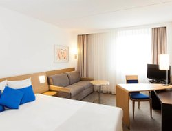 Top-10 hotels in the center of Amstelveen