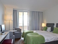 Pets-friendly hotels in Montreux
