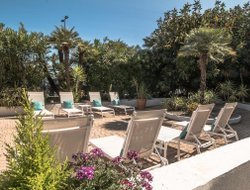 Antibes hotels with sea view