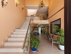 Morro del Jable hotels with sea view