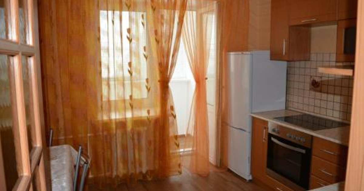 Apartment Borodina 4
