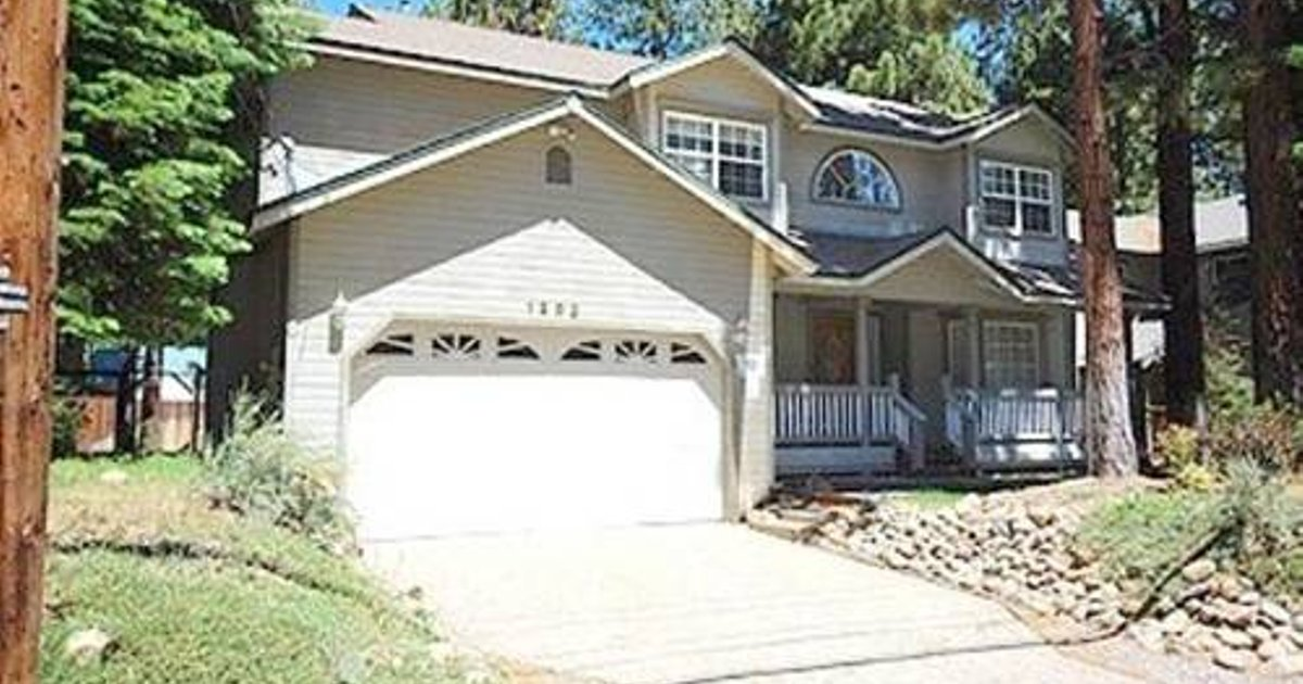 Golden Bear Trail House 1203