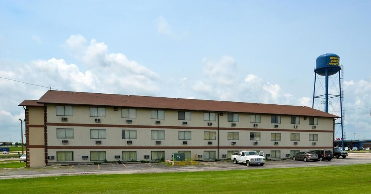Americas Best Value Inn Walcott Davenport