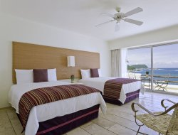Huatulco hotels for families with children