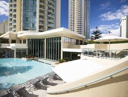 Top-10 hotels in the center of Surfers Paradise