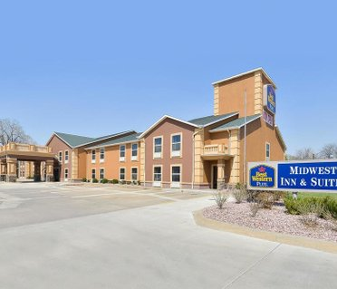 Best Western Plus Midwest Inn and Suites