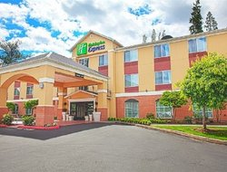Bothell hotels with restaurants