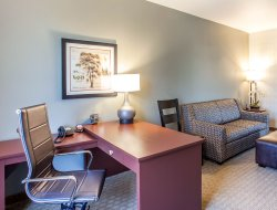 Top-9 hotels in the center of Tukwila