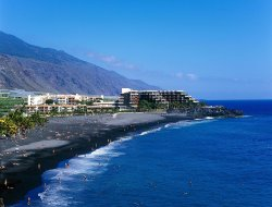 La Palma Island hotels with sea view