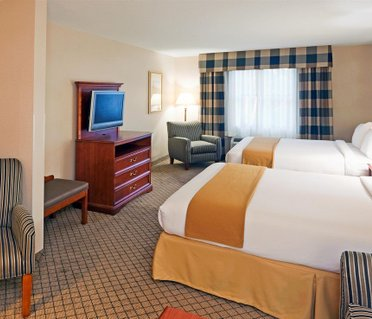 Holiday Inn Express Hotel & Suites Hampton South-Seabrook