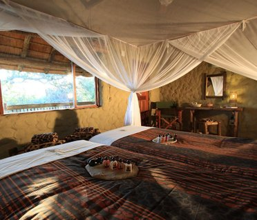 Kubu Safari Lodge