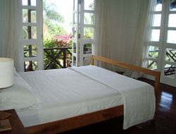 La Digue Island hotels with sea view