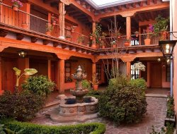 The most expensive Patzcuaro hotels
