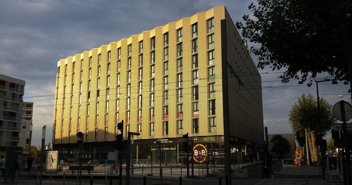 B&B Hotel Bordeaux Begles Centre Terres Neuves