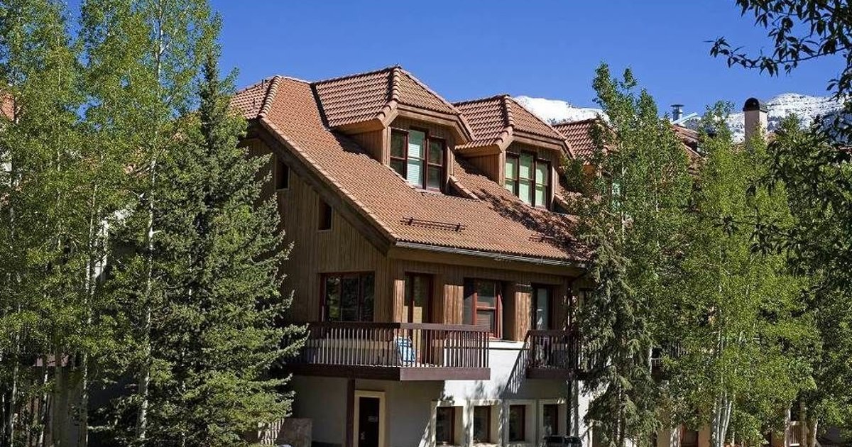 Columbia Place Condominium By Telluride Resort Lodging