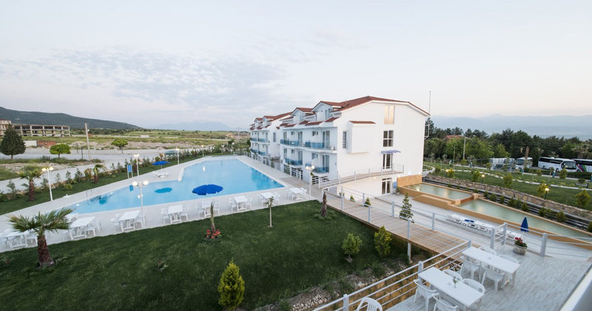 Pamukkale Ninova Thermal Spa & Hotel