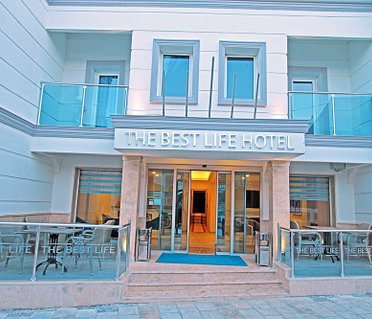 The Best Life Hotel Bodrum Center
