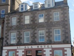 Kirkwall hotels with restaurants