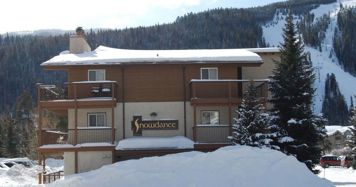 Snowdance Manor at Mountain House Village by Key to Rockies