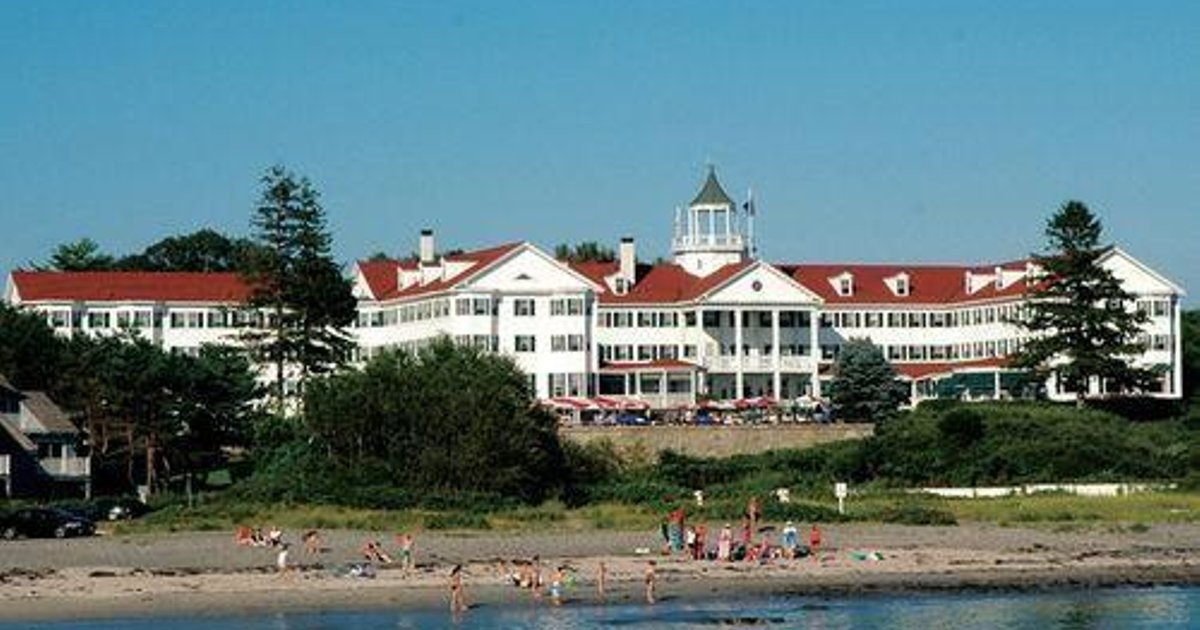 Colony Hotel Kennebunkport