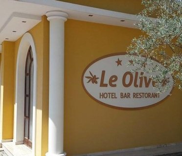 Hotel Bar Restorant Le Olive