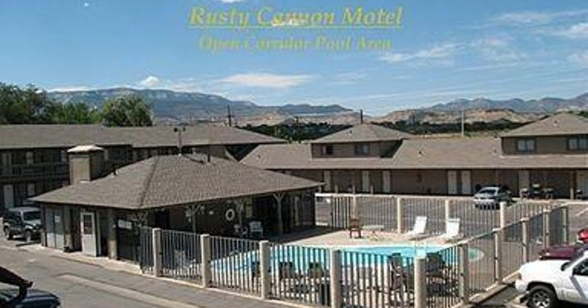RUSTY CANNON MOTEL